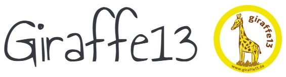 Giraffe13 logo
