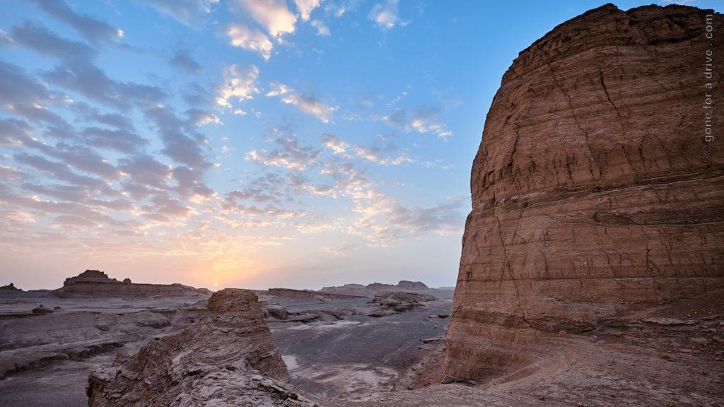 Kalouts / Kaluts in der Dasht-e Lut Wüste, Iran