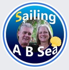 Sailing AB Sea logo