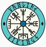Vanlife Vikings logo