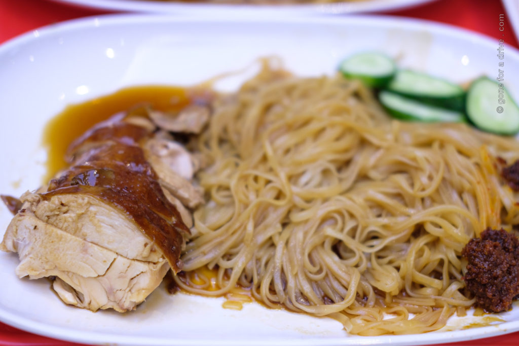 Hawker Chan Hong Kong Soya Sauce Chicken & Noodle