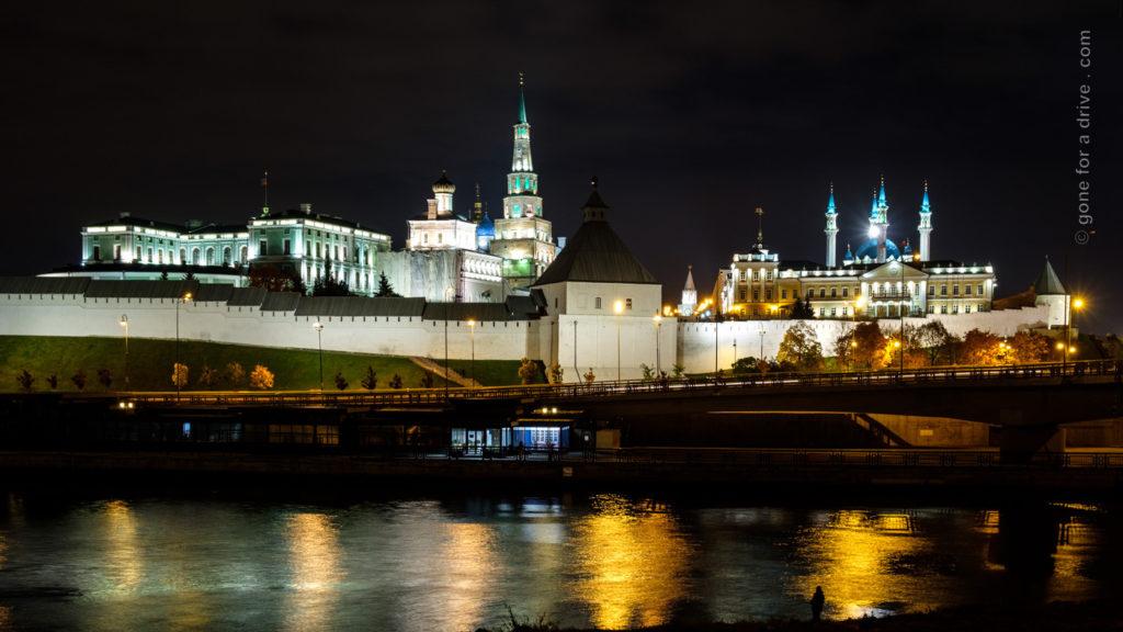 Kasaner Kreml, Kasan, Russland