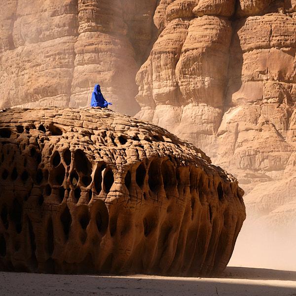 Desert X, Al Ula, Saudi-Arabien