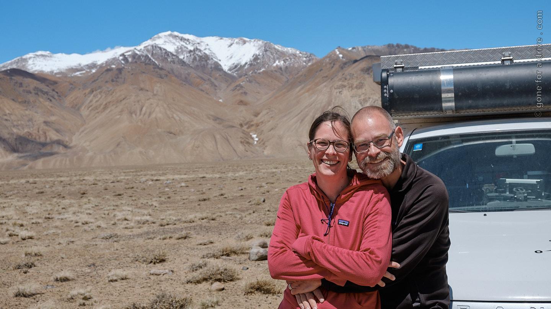 Daggi Oli Pamir Highway Tadschikistan