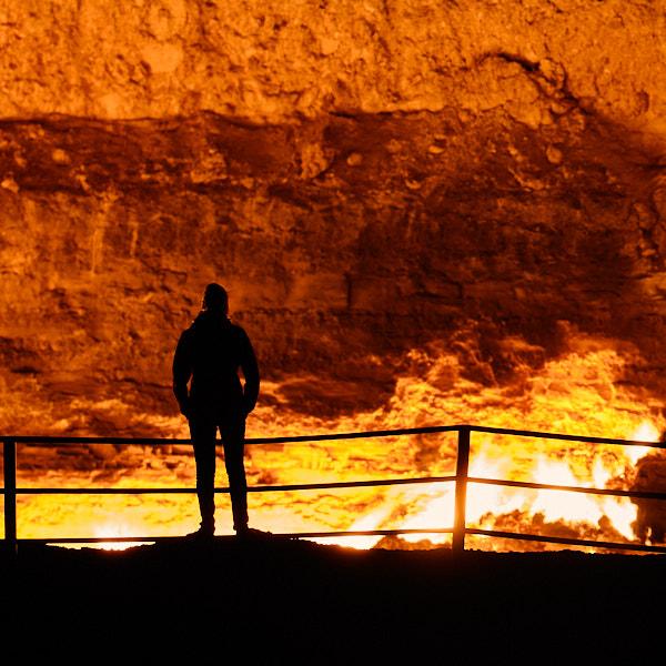 Tor zur Hölle, Turkmenistan