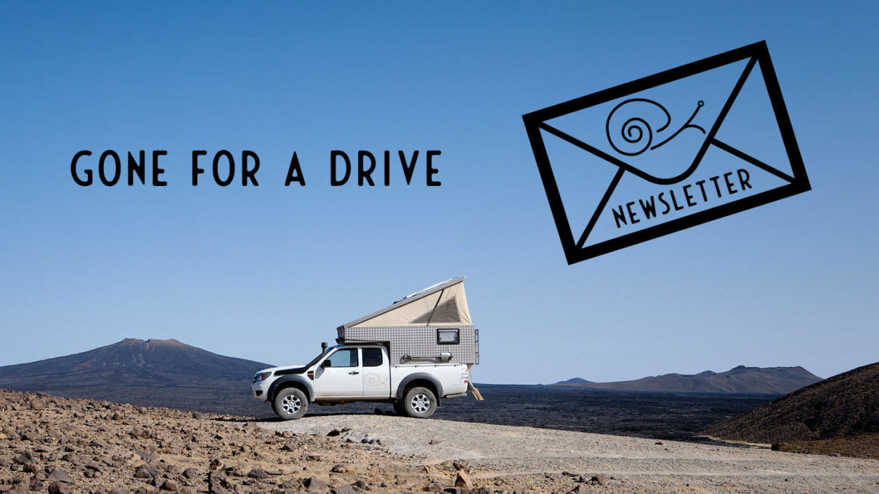 Gone For A Drive Newsletter